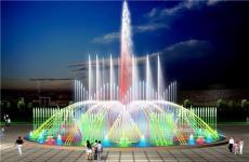 重庆音乐喷泉设计