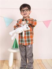 华恩婴幼儿服饰代理 2013童装代理好项目