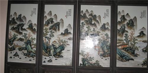 汪野亭陶瓷作品
