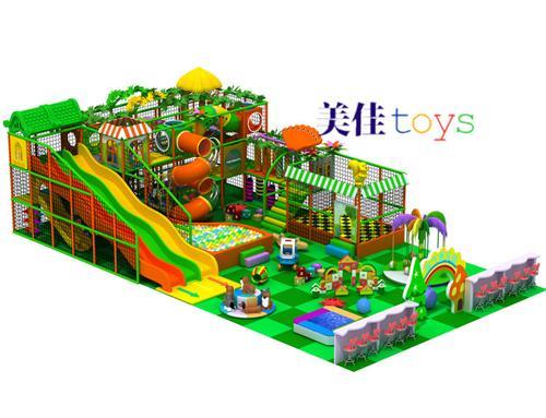 室内儿童乐园淘气堡_永嘉县美佳玩具有限公司