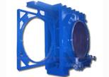 敞開式插板閥的使用及考慮因素