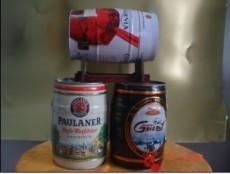 3升啤酒鐵桶-帶內膽