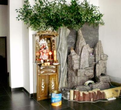 佳木斯室内景观雕塑