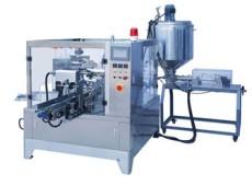 潤立液體醬體專用全自動定量包裝機組