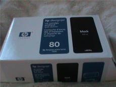 HP80原装墨盒 1050/1055原装墨盒