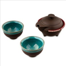 陶瓷茶具 玄禅幽壶--邓丁寿经典陶瓷茶具