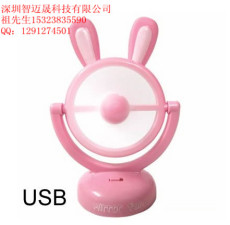 USB智能礼品风扇IC开发-智迈晟礼口开发