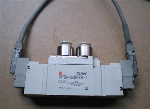 smc电磁阀vf5000  smc高频阀vt307图片