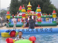 云南大型充气城堡多少钱-广场充气城堡价格