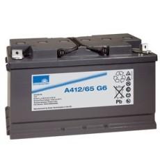 阳光蓄电池报价 胶体蓄电池 A412/65图片