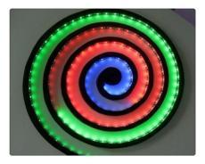 5050跑馬LED軟燈帶流水LED軟燈條