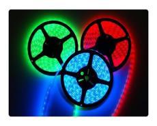 RGB軟燈帶燈條七彩5050LED軟燈條