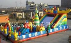 深圳充气城堡厂家-充气城堡价格-图片