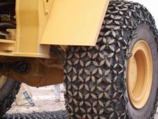 小型铲车保护链 20.5/70-16轮胎保护链 优惠