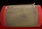 特氟龙网格输送带 特氟龙纤维胶带