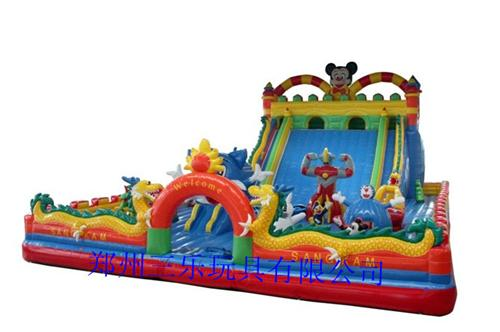 儿童娱乐充气玩具新颖款