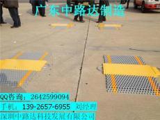 黑龙江省哈尔滨触摸屏便携式轴重仪地磅