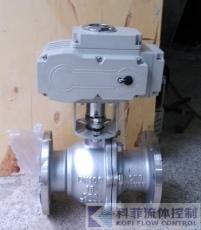 电动不锈钢浮动球阀Q941F-16P