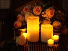 西安哪里有仿真蜡烛艺术品