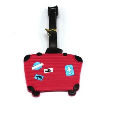 来图来样订做PVC行李牌卡套 物品标识
