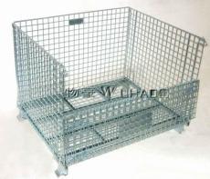 厦门金属料笼 铁筐 金属网箱