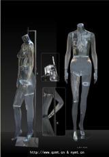 供应女装透明模特