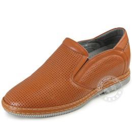 男式增高6cm凉鞋