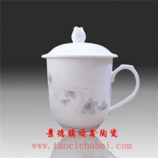 陶瓷茶杯定做厂家 承接来样来图定制