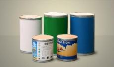 长期生产供应彩印桶