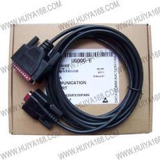 UG00C-E 富士POD触摸屏与三菱PLC连接电缆