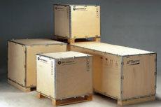 上海松江叶榭木箱包装