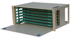 日海48芯ODF光纖熔配單元體光纖配線架
