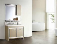 广西高档不锈钢浴室柜 豪华不锈钢浴室柜