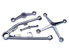不锈钢驳接爪-广东熔模铸造厂