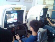 南京汽車駕駛模擬器