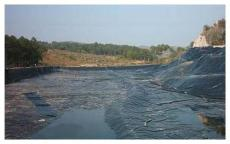 開封 濮陽 三門峽人工湖防滲膜設計鋪設