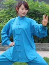 河南洛阳享运堂冰丝棉太极服