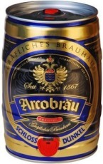德国阿科博皇家伯爵黑啤酒5L