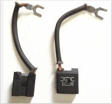 厂家批发 EG259带槽开孔碳刷 专业生产