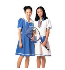 中學生校服 定做制服 學生襯衫定制