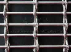 建筑高檔裝修用威文金屬裝飾網