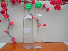 橄榄油玻璃瓶厂 橄榄油玻璃瓶生产厂家
